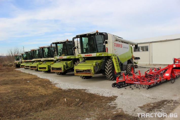 Сервиз на трактори Сервизно обслужване и ремонт на трактори и комбайни CLAAS 6 - Трактор БГ