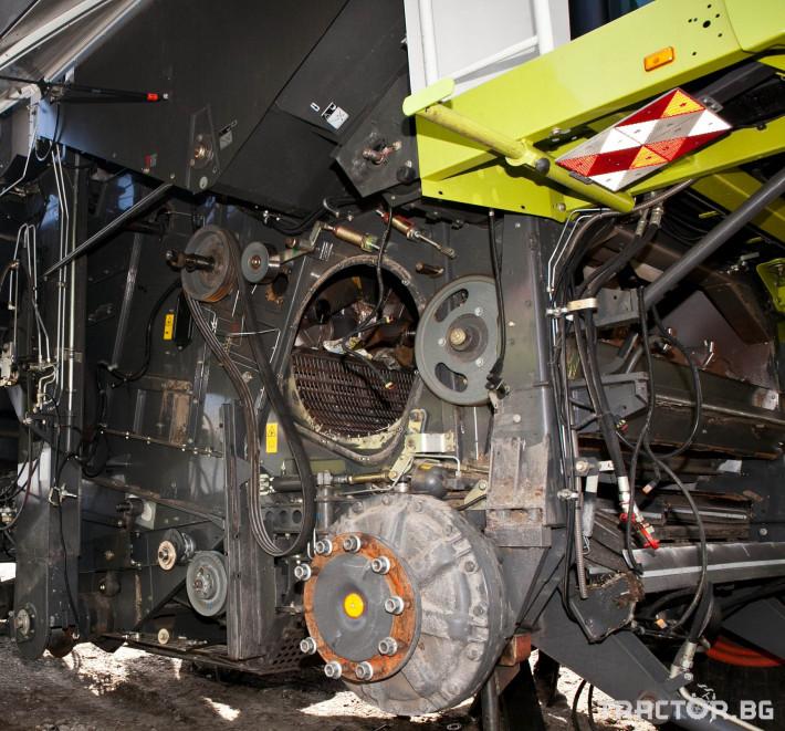 Сервиз на трактори Сервизно обслужване и ремонт на трактори и комбайни CLAAS 9 - Трактор БГ