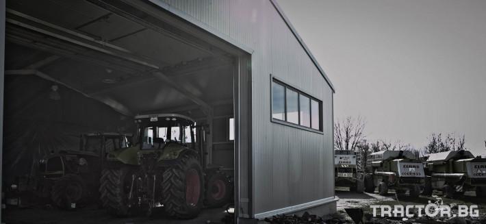 Сервиз на трактори Сервизно обслужване и ремонт на трактори и комбайни CLAAS 10 - Трактор БГ