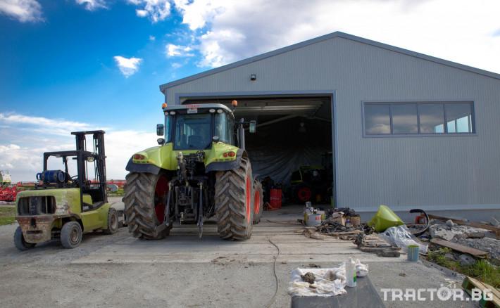 Сервиз на трактори Сервизно обслужване и ремонт на трактори и комбайни CLAAS 11 - Трактор БГ