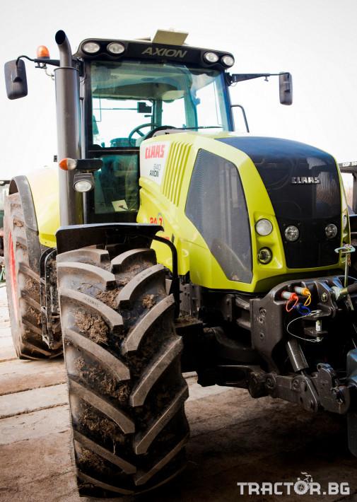 Сервиз на трактори Сервизно обслужване и ремонт на трактори и комбайни CLAAS 1 - Трактор БГ