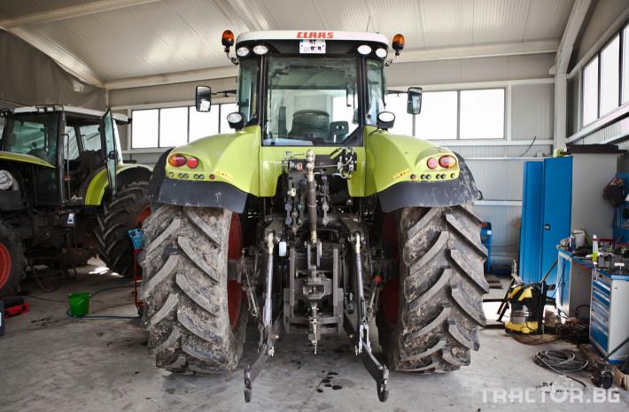 Сервиз на трактори Сервизно обслужване и ремонт на трактори и комбайни CLAAS 13 - Трактор БГ