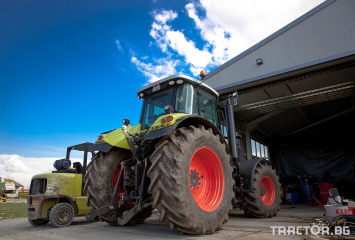 Сервиз на трактори Сервизно обслужване и ремонт на трактори и комбайни CLAAS 12 - Трактор БГ