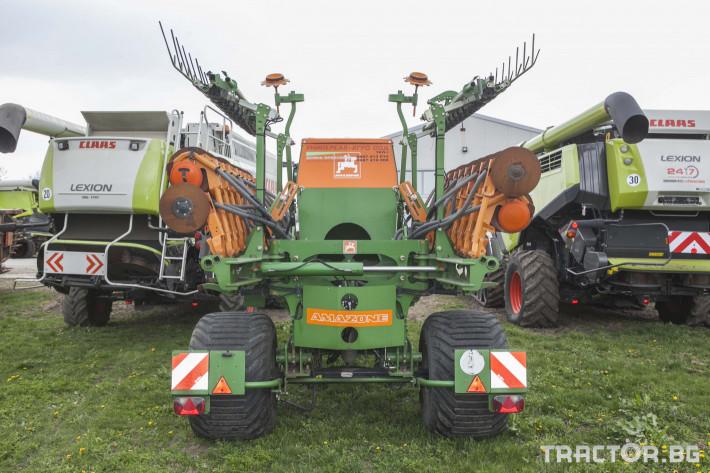 Сеялки Amazone  Citan 6000 7 - Трактор БГ