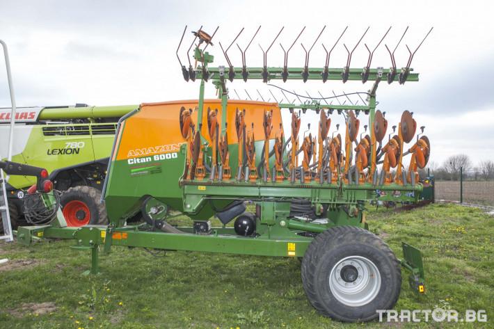 Сеялки Amazone  Citan 6000 0 - Трактор БГ