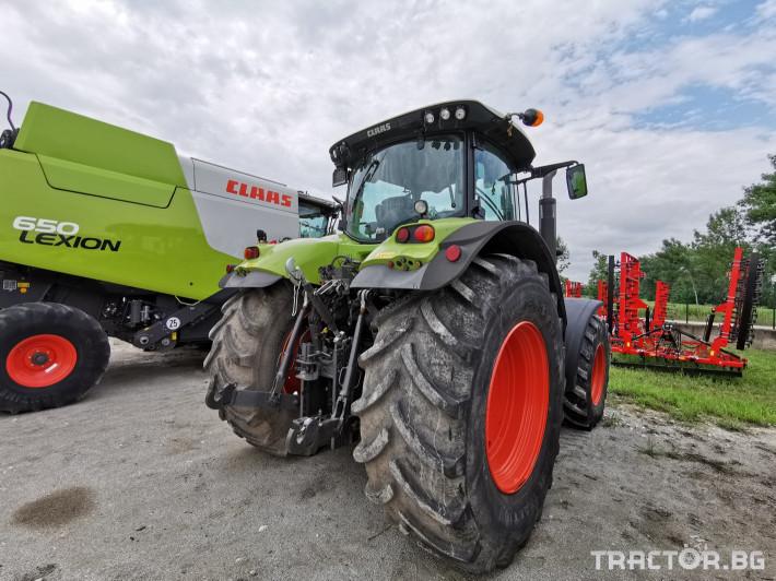 Трактори Claas Axion 850 Cis 2 - Трактор БГ