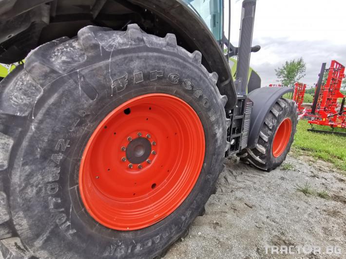 Трактори Claas Axion 850 Cis 4 - Трактор БГ