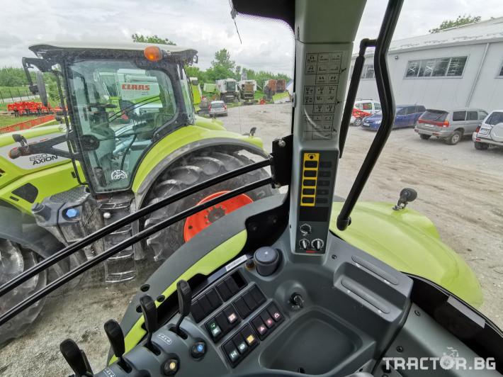 Трактори Claas Axion 850 Cis 5 - Трактор БГ