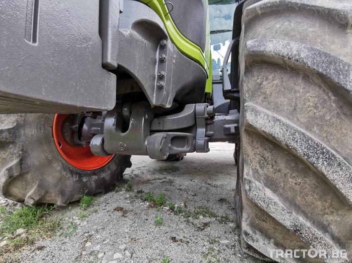 Трактори Claas Axion 850 Cis 8 - Трактор БГ