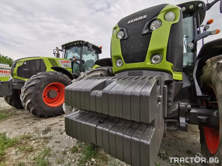 Трактори Claas Axion 850 Cis 10 - Трактор БГ