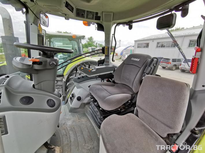 Трактори Claas Axion 850 Cis 13 - Трактор БГ