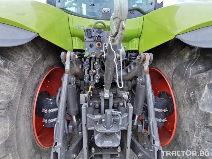 Трактори Claas Axion 850 Cis 15 - Трактор БГ