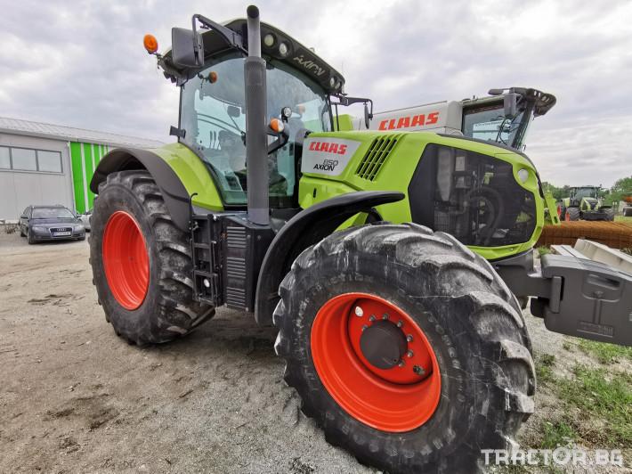 Трактори Claas Axion 850 Cis 0 - Трактор БГ