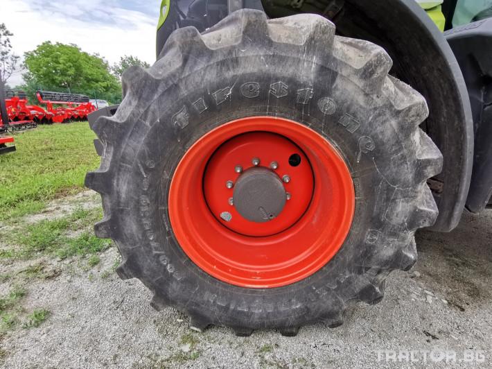 Трактори Claas Axion 850 Cis 17 - Трактор БГ