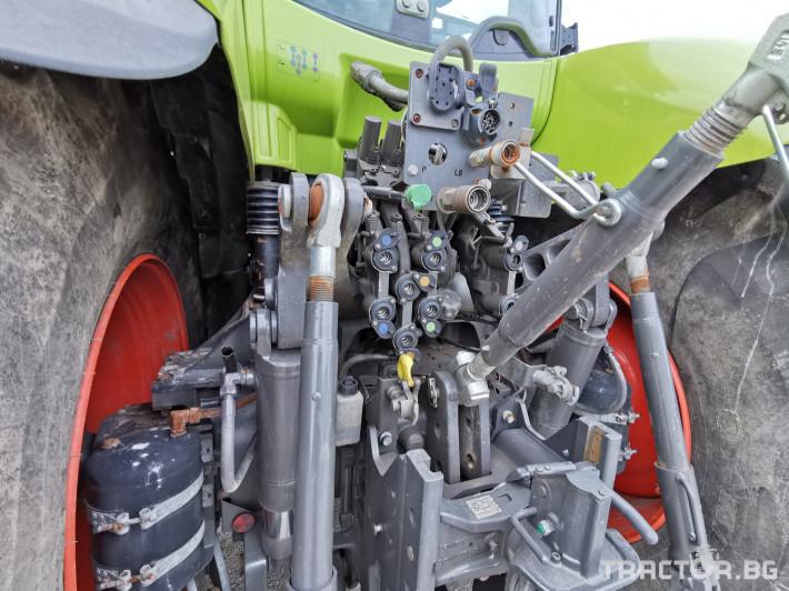 Трактори Claas Axion 850 Cis 18 - Трактор БГ