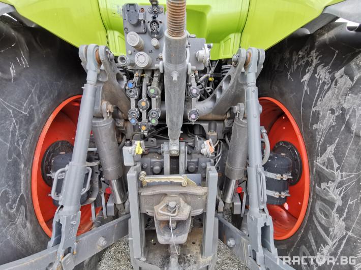 Трактори Claas Axion 850 Cis 6 - Трактор БГ
