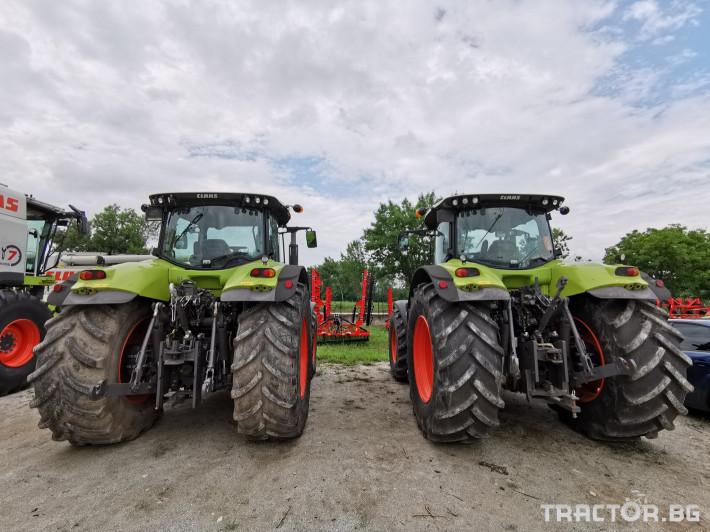 Трактори Claas Axion 850 Cis 11 - Трактор БГ