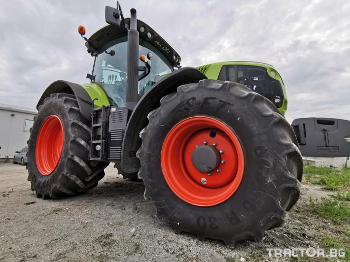 Трактори Claas Axion 850 Cis 12 - Трактор БГ