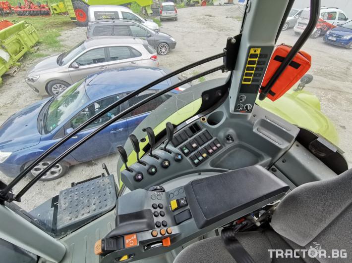 Трактори Claas Axion 850 Cis 14 - Трактор БГ