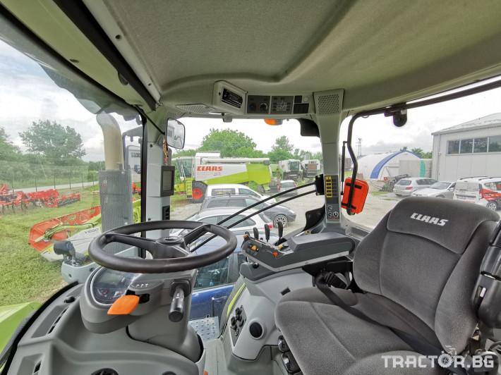 Трактори Claas Axion 850 Cis 16 - Трактор БГ