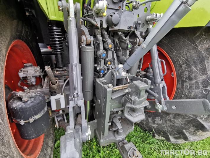 Трактори Claas Arion 640 Cebis 6 - Трактор БГ