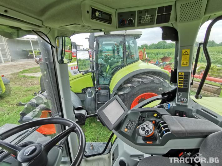 Трактори Claas Arion 640 Cebis 13 - Трактор БГ