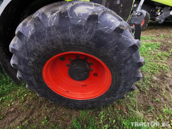 Трактори Claas Arion 640 Cebis 14 - Трактор БГ