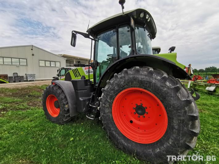 Трактори Claas Arion 640 Cebis 16 - Трактор БГ
