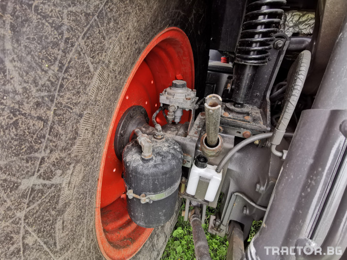 Трактори Claas Arion 640 Cebis 17 - Трактор БГ