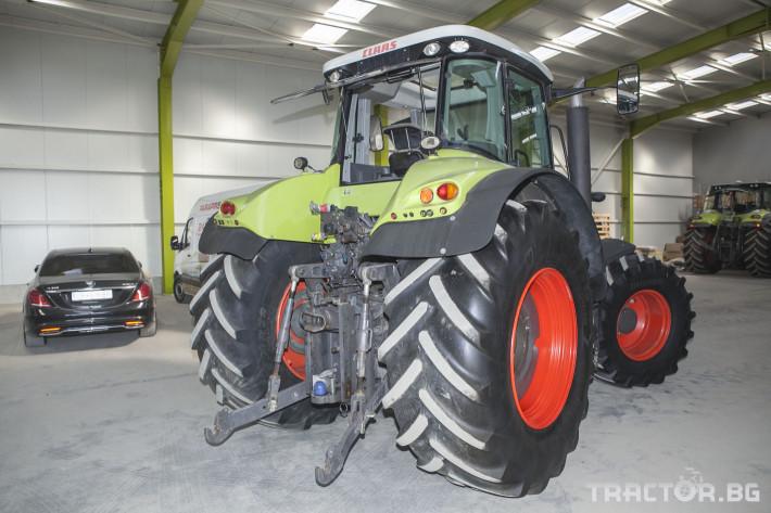 Трактори Claas Axion 820 2 - Трактор БГ