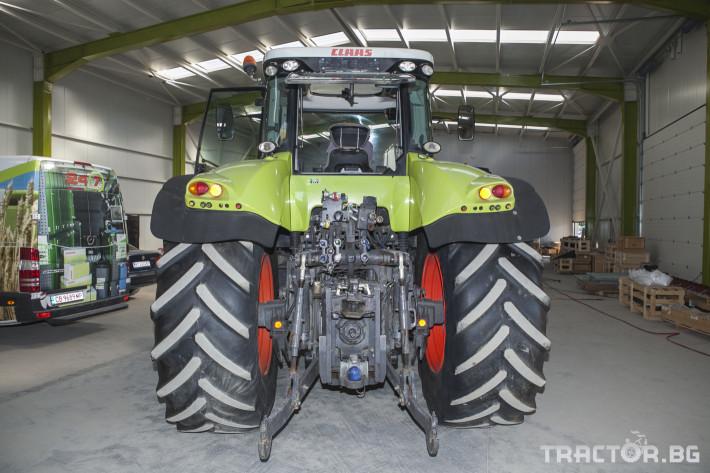 Трактори Claas Axion 820 3 - Трактор БГ