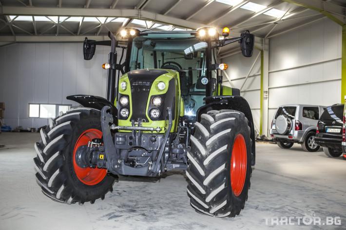 Трактори Claas Arion 460 0 - Трактор БГ