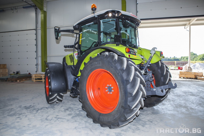 Трактори Claas Arion 460 6 - Трактор БГ