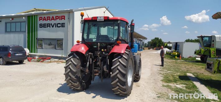 Трактори Zetor Proxima 120 0 - Трактор БГ