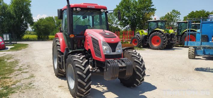 Трактори Zetor Proxima 120 2 - Трактор БГ