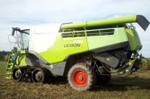 Claas Lexion 770 Terra Trac