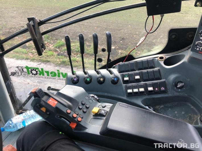 Трактори Claas Axion 800 Cis 2 - Трактор БГ
