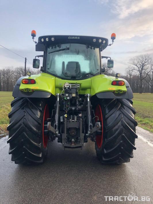Трактори Claas Axion 800 Cis 3 - Трактор БГ