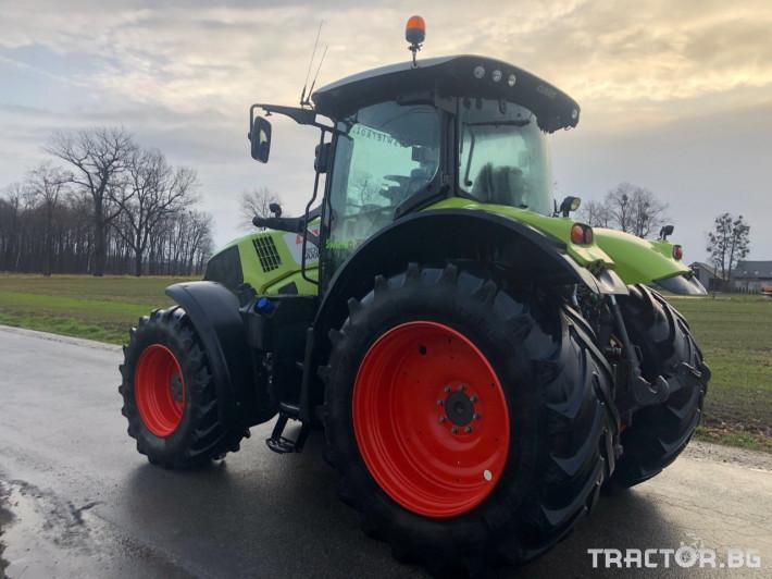 Трактори Claas Axion 800 Cis 4 - Трактор БГ