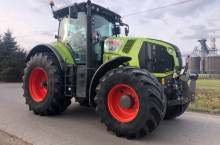 Claas Axion 840 Cis