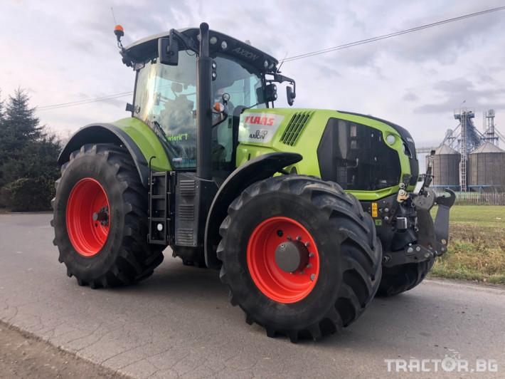Трактори Claas Axion 840 Cis 0 - Трактор БГ