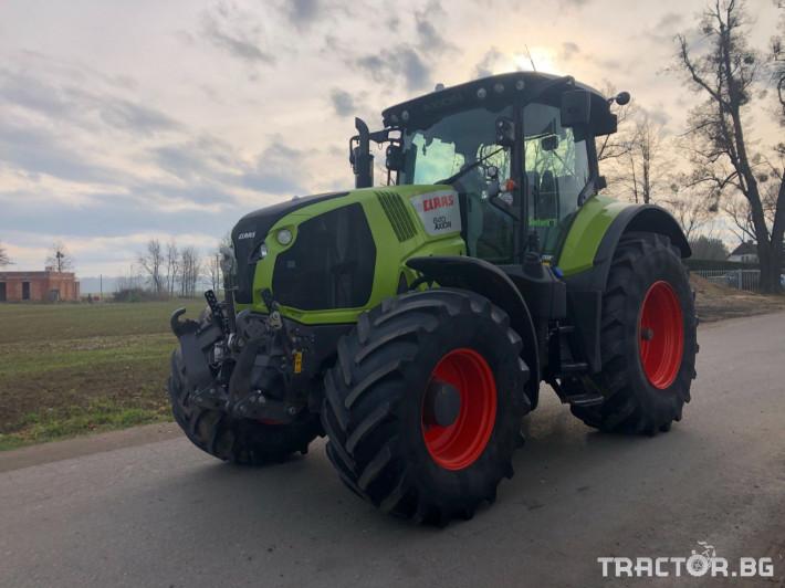 Трактори Claas Axion 840 Cis 1 - Трактор БГ
