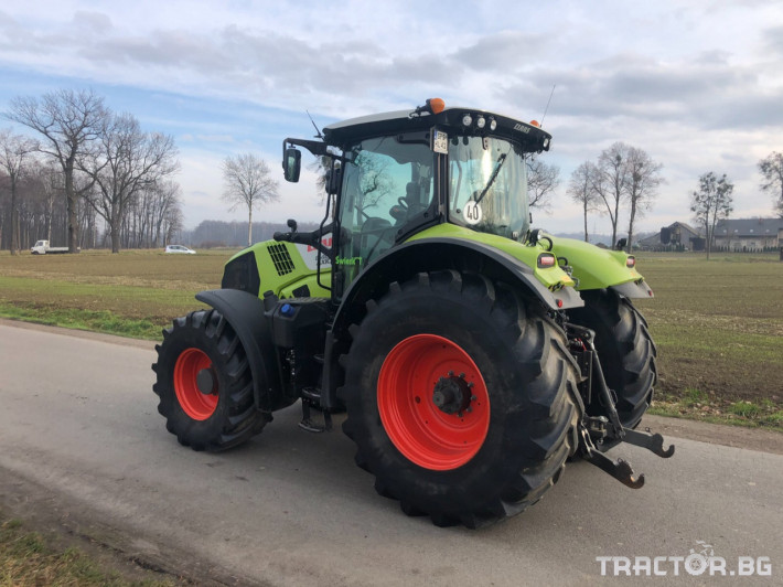 Трактори Claas Axion 840 Cis 3 - Трактор БГ
