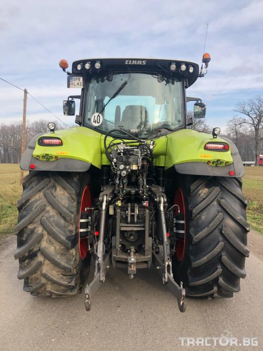 Трактори Claas Axion 840 Cis 4 - Трактор БГ
