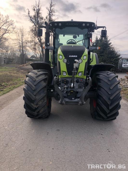 Трактори Claas Axion 840 Cis 7 - Трактор БГ