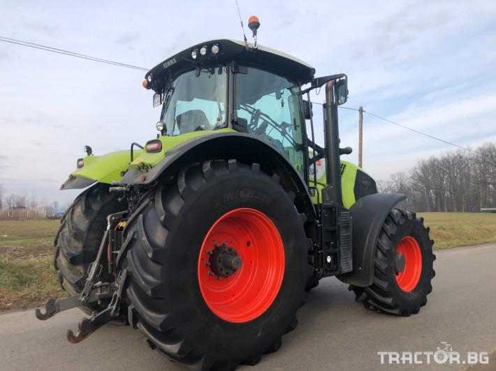 Трактори Claas Axion 840 Cis 8 - Трактор БГ