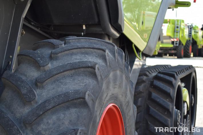 Комбайни Claas Lexion 780 Terra Trac 7 - Трактор БГ