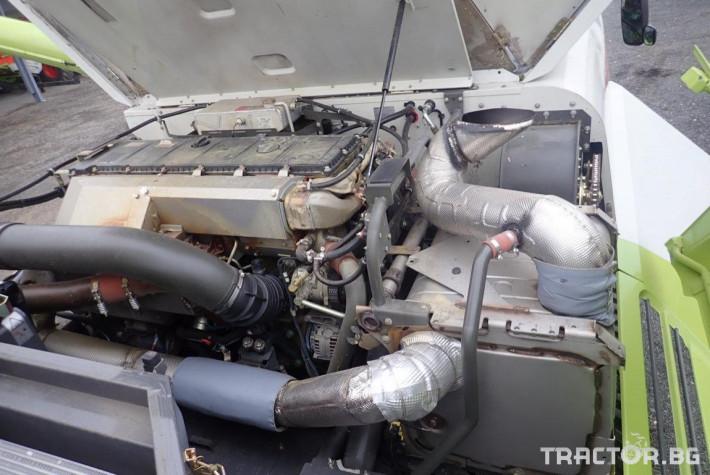 Комбайни Claas Lexion 780 Terra Trac 13 - Трактор БГ