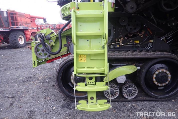 Комбайни Claas Lexion 780 Terra Trac 17 - Трактор БГ