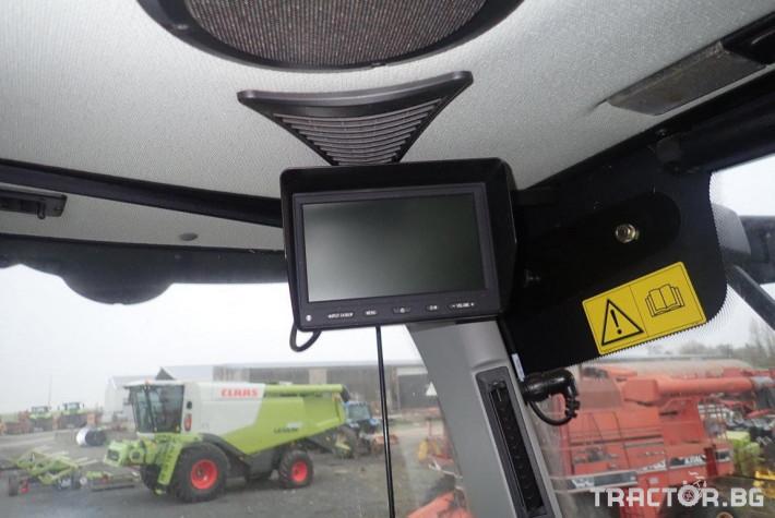 Комбайни Claas Lexion 780 Terra Trac 21 - Трактор БГ